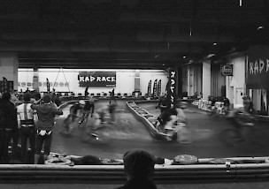 RAD RACE - Last Man Standing - Berlin 2014