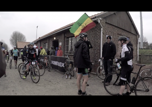 CLIP: european single-speed cyclocross championship France