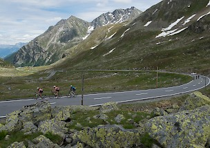SPOKE Magazine auf Tour Transalp