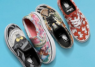 Disney & Vans do it again