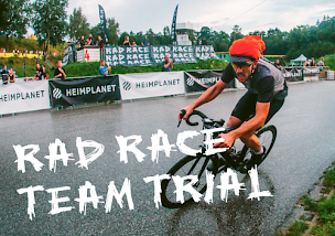 NEU: RAD RACE TEAM TRIAL