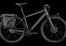 "Happy Birthday Brooks mit Canyons ""Commuter Brooks 150"""