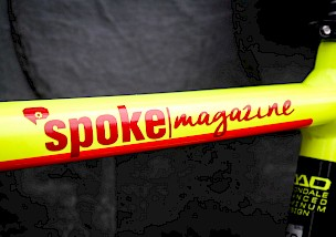 Reflektierende SPOKE Sticker von Happarel