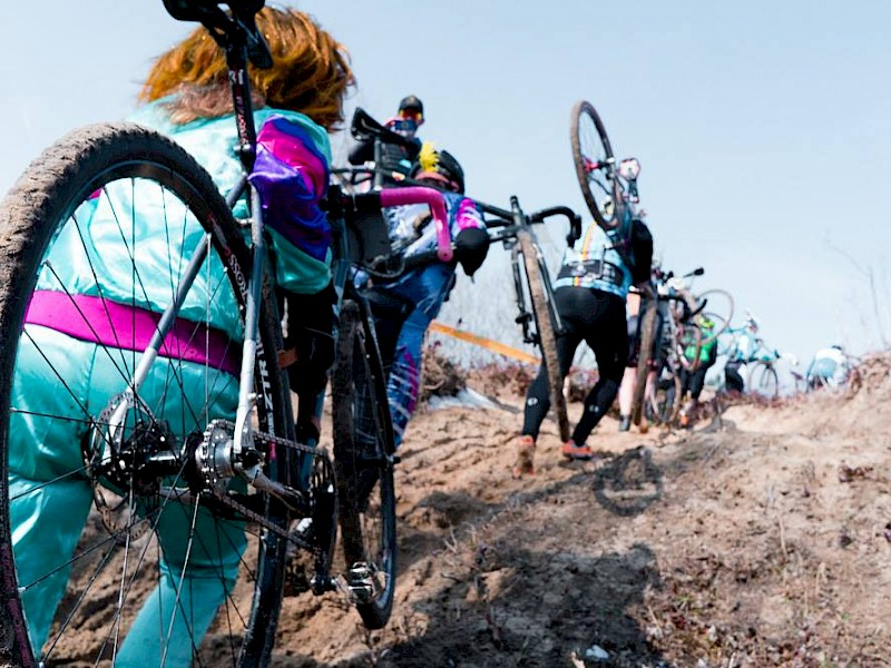 Singlespeed Cyclocross EM 2018 in Koksijde